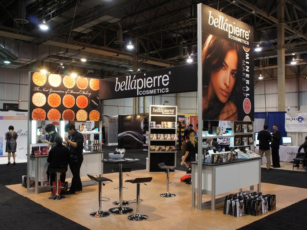 Exhibition Booth Lighting : Tricks and tips for trade show booth design