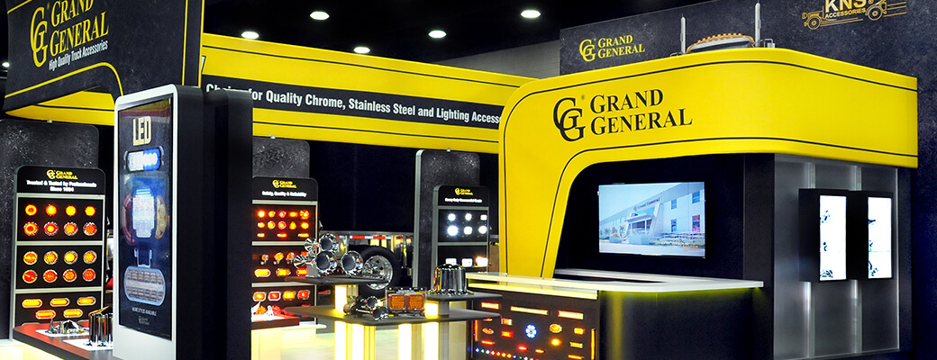 Trade Show Booth Objectives : Solutions rendered custom trade show booth design ideas